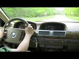 2002 bmw 745li interior test drive the 2002 bmw 745li acceleration highway and city