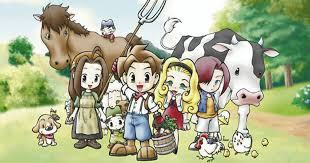 harvest moon harvest moon light of hope gets announced is heading to switch pc