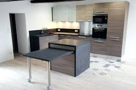 table escamotable cuisine meuble de cuisine avec table escamotable cuisine with table