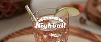 holiday cocktail recipes holiday highball recipe make it your own holiday cocktail recipes