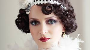 roaring twenties hair styles for women with long hair 25 flirty flapper hairstyles for the best vintage glam looks