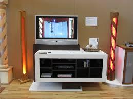 Wohnzimmerschrank Fernseher Versteckt Tv Eckschrank Weiß Ambiznes Com