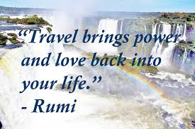 Quotes By Rumi Travel And one fine day i found rumi