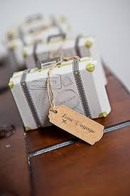 Suitcase Favors by A Safari Themed Birthday Kate Aspen