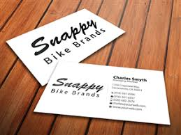Bicycle Business Cards Elegant Playful Business Card Design For Charlie Armour By Sajin