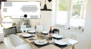 esszimmer im wohnzimmer kleine zimmer einrichten tolle tipps für den wohnbereich otto