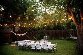 outside party lights ideas amazing of small backyard party ideas garden design garden design
