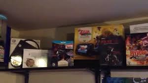 retro rat room tour video game setup collection jan 2015 youtube