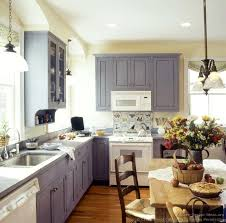 kitchen lovely painted kitchen cabinets with white appliances