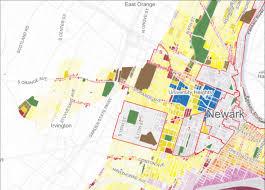 newark map is your neighborhood in one of newark s redevelopment zones check