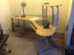 modern desk ideas modern desks target marlowe desk ideas