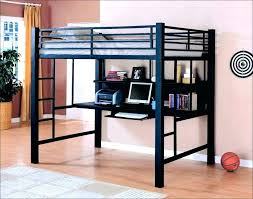 black metal twin loft bed with desk metal loft bed with desk bedroom kids loft bed with desk floral
