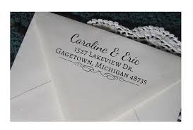 what return address to put on wedding invitations yourweek