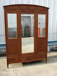 Armoire Furniture Plans Wardrobes White Wood Armoire Wardrobe Reclaimed Wood Armoire