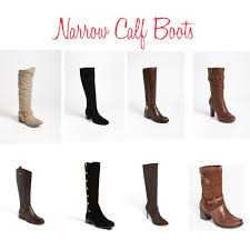 womens boots narrow calf narrow calf boots polyvore