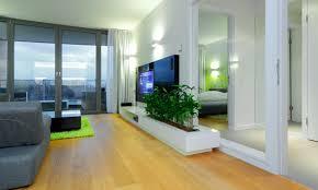 living room awesome shape square wall shelf artificial trees