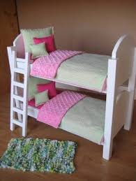 Free Doll Bed Plans Stackable Doll Bunk Bed With Trundle And - Dolls bunk bed
