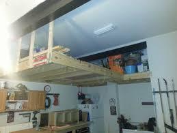 garage storage loft by matt in franklin lumberjocks com