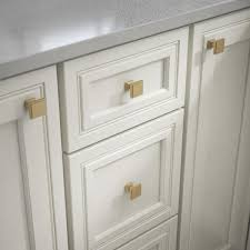 home depot kitchen cabinet door handles liberty classic square 1 1 9 in 28 mm chagne bronze