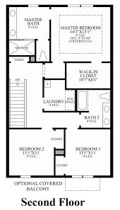 Historic Italianate Floor Plans Lakeshore Townhomes The Dante Home Design