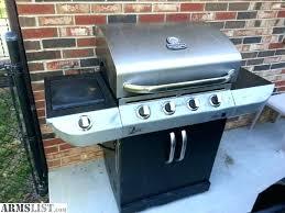 char broil signature tru infrared 4 burner cabinet gas grill char broil commercial tru infrared 4 burner signature infrared 4