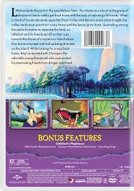 the land before time the mysterious island movie page dvd