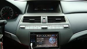 what aftermarket radio would look like in ct honda crosstour