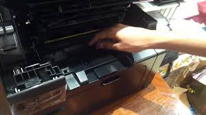 resetter hp laserjet m1132 hp laserjet pro m1132 mfp printer unboxing youtube