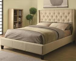Upholstered And Wood Headboard with Wood And Upholstered Headboard U2013 Unrulygirl Me