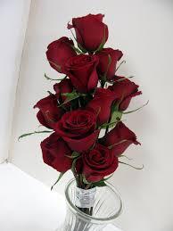 forever roses the secret garden decatur wedding flowers red roses