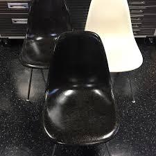 Eames Fiberglass Armchair Restoring Eames Fiberglass Chairs Redneckmodern