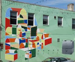 pittsburgh murals and public art september 2015 this bright colorful mural represents the blue colar working class history of greenfield it wasn t that long ago when the workers left each morning