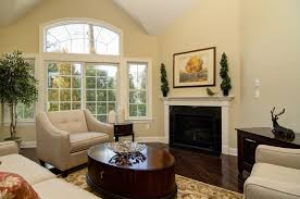 Painting Stained Wood Trim Paint Colors For Living Rooms With Dark Trim