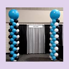 balloon arches balloon columns balloons balloon yard numbers
