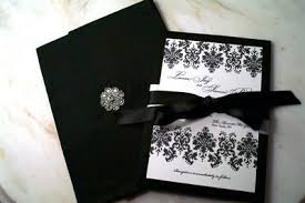 black and white invitations indian wedding black and white wedding invitations