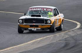 Australian Muscle Cars - muscle car masters program