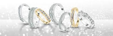half eternity ring meaning eternity rings all things jewellery ernest jones