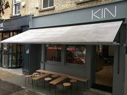 Cafe Awning Kin Café Bright U0026 Breezy Coffee U0026 Cake Shop In Fitzrovia Have