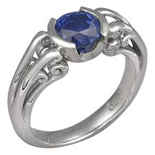 sapphire engagement rings meaning blue sapphire engagement rings in particular
