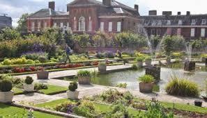 kensington gardens royal park in london