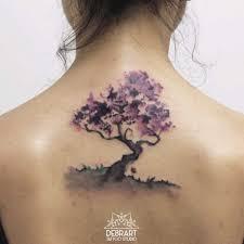 back tree watercolor best ideas gallery