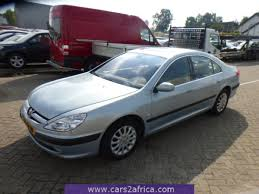 used peugeot 607 cars2africa