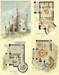 fairytale house plans best 25 castle house plans ideas on pinterest mansion floor