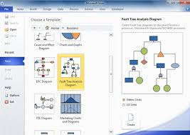 Decision Tree Excel Template Fault Tree Analysis Template Excel
