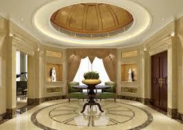 round entrance design for villa download 3d house