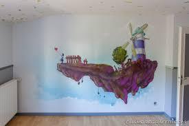 dessin mural chambre dessin sur mur de chambre ides