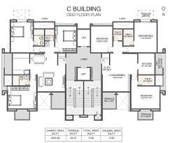 commercial building floor plan layout