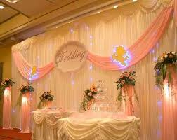 wedding backdrop aliexpress top selling 20ft 10ft white pink elegance wedding backdrops