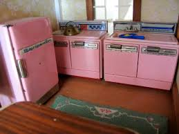 1960s Kitchen by Susans Mini Homes The Appliances From Little Mothers Kitchen Are