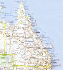 map of queensland index of maps qld maps